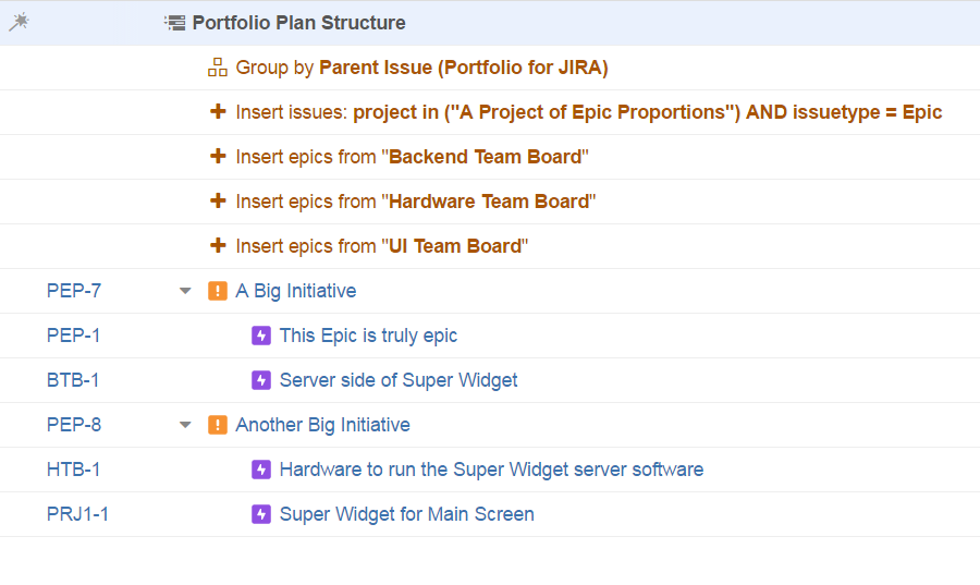 Track Portfolio Plans in Real Time with Structure | ALM Works Blog