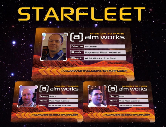 Awesome Starfleet admirals