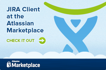 Check out JIRA Client at the Atlassian Marketplace