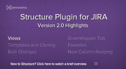 Customizable Views in Structure Plugin
