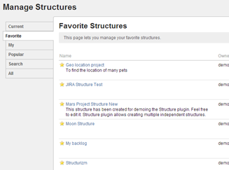 Multiple structure management - Structure Plugin