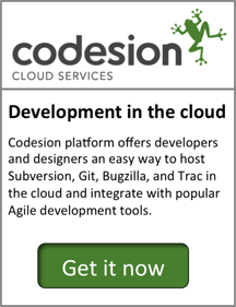 Codesion CloudForge by CollabNet